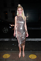 Tara Reid Arrives for Dinner at The Sea Fire Grill in NYC