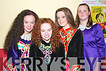 Enjoying the Feis in Scoil Realta Na Maidine were Tara Finucane Knockanure, Eadaoin Wall, Tarbert, Maria Dillon, Listowel and Mary Curtin Abbeyfeale. ..   Copyright Kerry's Eye 2008
