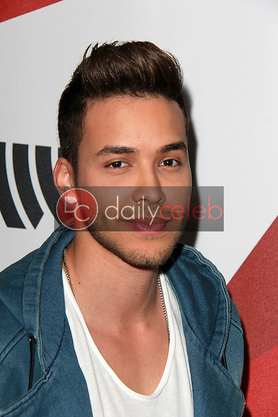 Prince Royce<br /> Red Carpet Radio presents Grammys Radio Row Day 1 at the Staples Center in Los Angeles, CA<br /> David Edwards/DailyCeleb.com 818-249-4998