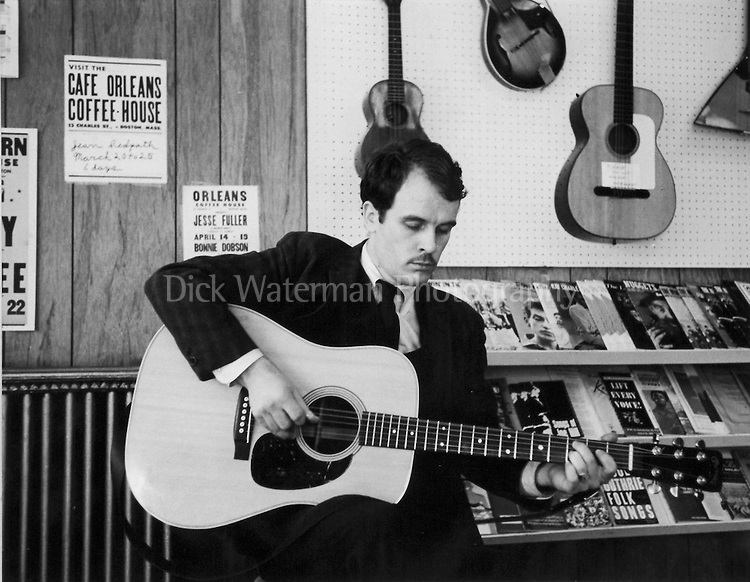 Tim Hardin, Cambridge, MA 1966