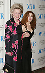 Dina Merrill and Bernadette Peters attend  The Museum of Television &amp; Radio's Annual Gala Honoring Merv Griffin for his Award-Winning Television and Radio Career as well as his Contributions as a Business Leaderin the Entertainment Industry. The evening was held at the Waldorf Astoria Hotel in New York City. <br /> May 26, 2005