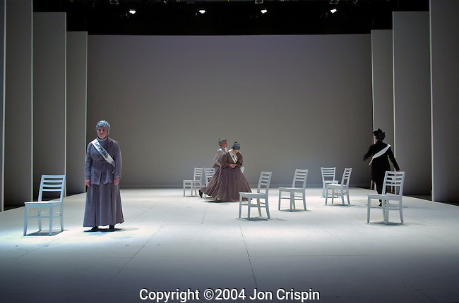 """Smith College production of """"The Mother of Us All"""""""