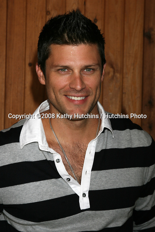 Greg Vaughn arriving at the annual General Hospital Fan Club Luncheon at the Sportsman's Lodge in Studio City, CA on.July 12, 2008.©2008 Kathy Hutchins / Hutchins Photo .