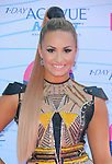 Demi Lovato at FOX's 2012 Teen Choice Awards held at The Gibson Ampitheatre in Universal City, California on July 22,2012                                                                               © 2012 Hollywood Press Agency