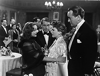 All About Eve (1950)<br /> Anne Baxter, Bette Davis, Gary Merrill &amp; George Sanders<br /> *Filmstill - Editorial Use Only*<br /> CAP/KFS<br /> Image supplied by Capital Pictures