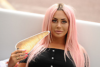 Chloe Ferry<br /> Cast members of Geordie Shore take Shag Pad on Tour to launch series 15, London. <br /> <br /> <br /> ©Ash Knotek  D3293  10/08/2017