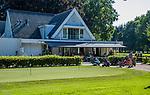 EINDHOVEN   - clubhuis ,  Golfbaan Welschap.   COPYRIGHT KOEN SUYK