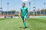 11.01.2019, Bidvest Stadion, Braampark, Johannesburg, RSA, FSP, SV Werder Bremen (GER) vs Bidvest Wits FC (ZA)<br /> <br /> im Bild / picture shows <br /> Ersatzspieler Philipp Bargfrede (Werder Bremen #44) nach dem Aufwärmen feuert heute Comeback nach langer Verletzungspause, <br /> <br /> Foto © nordphoto / Ewert