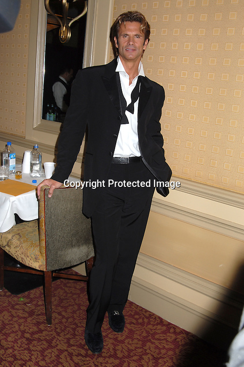 Lorenzo Lamas..at Lorenzo Lamas's after party after his New York Nightclub debut at Feinsteins at The Regency on October 31, 2006. He will be appearing until November 11, 2006. ..Robin Platzer, Twin Images