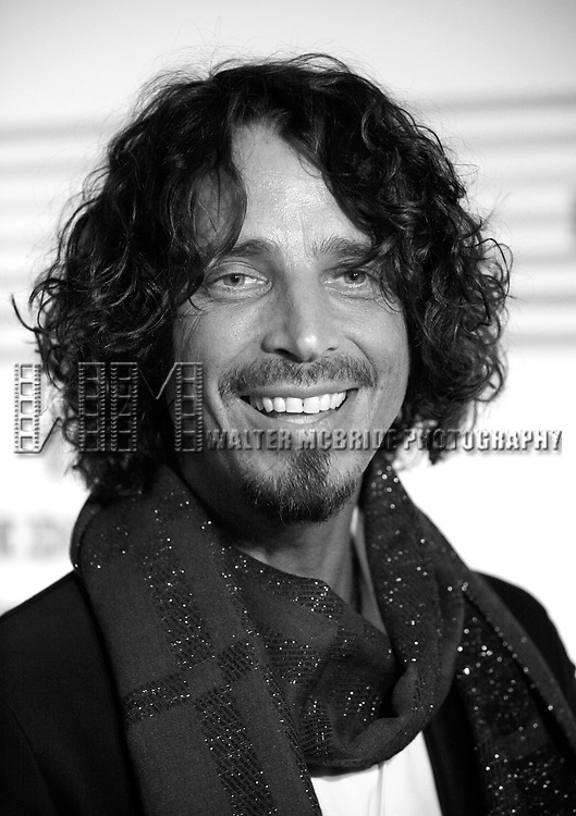 Chris Cornell arriving for The 31st Kennedy Center Honors at the Kennedy Center Hall of States in Washington, D.C. December 7, 2008<br />