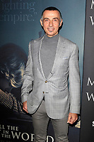 BEVERLY HILLS - DEC 18: Shaun Toub at the premiere of Sony Pictures Entertainment's 'All The Money In The World' at the Samuel Goldwyn Theater on December 18, 2017 in Beverly Hills, CA