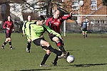 Esquires v FC Leighton Orient - Bedfordshire Sunday Cup 19 Feb 2012