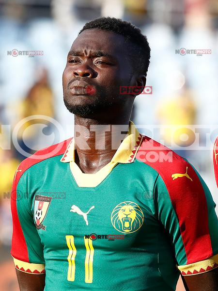 Cameroon's Olivier Boumal during international friendly match. June 13,2017.(ALTERPHOTOS/Acero) (NortePhoto.com) (NortePhoto.com)