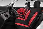 Front seat view of a 2018 Fiat Doblo Street 5 Door MPV front seat car photos
