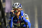 Matteo Trentin (ITA) Quick-Step Floors team on stage at sign on before the 101st edition of the Tour of Flanders 2017 running 261km from Antwerp to Oudenaarde, Flanders, Belgium. 26th March 2017.<br /> Picture: Eoin Clarke | Cyclefile<br /> <br /> <br /> All photos usage must carry mandatory copyright credit (&copy; Cyclefile | Eoin Clarke)