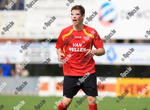2010-08-25 / Voetbal / seizoen 2010-2011 / Kapellen FC / Bryan Van den Bogaert..Foto: Mpics