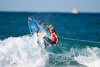 JULIAN WILSON (AUS) competing at the Billabong Pro Teen event in July 2004, Gold Coast, Queensland, Australia. Photo Joli