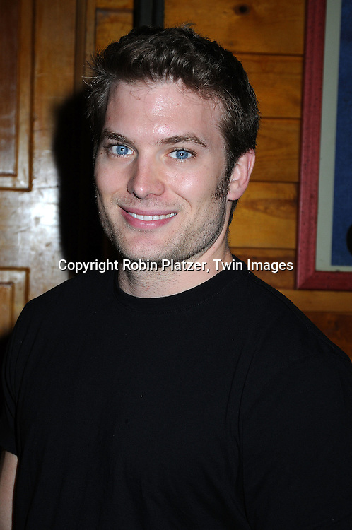One Life to Live actor Mark Lawson..at Tika Sumpter's Fan Club Event on August 17, 2008 ..at The Havana Room in New York City. The event raised money for Feed The Children and Harlem Dowling. ....Robin Platzer, Twin Images