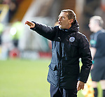 20.3.2018: Dundee Utd v Queen of the South followup:<br /> Gary Naysmith, Queen of the South manager