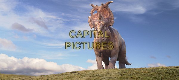 Patchi grows up to become the herd's formidable leader.<br /> in Walking With Dinosaurs (2014)<br /> *Filmstill - Editorial Use Only*<br /> CAP/FB<br /> Image supplied by Capital Pictures