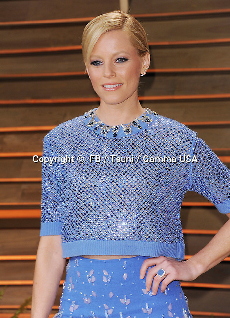 elizabeth banks 361 arriving at the Vanity Fair Oscars 2014 Party at the 8680 Sunset Boulevard West Hollywood.
