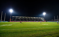 11th July 2020, Christchurch, New Zealand;  General view during the Super Rugby Aotearoa, Crusaders versus Blues, at Orangetheory Stadium, Christchurch