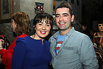 Deirdre Lynch celebrates her 30th in Cairnes with her fiance JP...(Photo credit should read Jenny Matthews/NEWSFILE)...