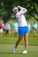 So Yeon Ryu (KOR) watches her tee shot on 12 during the round 1 of the KPMG Women's PGA Championship, Hazeltine National, Chaska, Minnesota, USA. 6/20/2019.<br /> Picture: Golffile | Ken Murray<br /> <br /> <br /> All photo usage must carry mandatory copyright credit (© Golffile | Ken Murray)