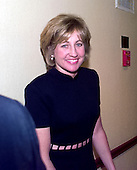 Former White House Press Secretary Dee Dee Myers attends the 1999 White House Correspondents Association annual dinner at the Washington Hilton Hotel in Washington, D.C. on May 1, 1999..Credit: Ron Sachs / CNP