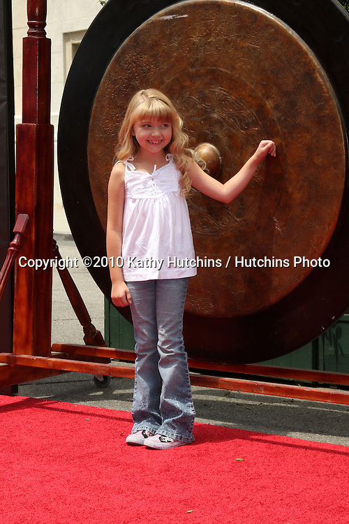 "Samantha Bailey.aarrives at the ""Unnatural History"" Cartoon Network Premiere.Stephen J. Ross Theater, Warner Brothers Lot.Burbank, CA.June 12, 2010.©2010 Kathy Hutchins / Hutchins Photo.."