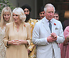 08.11.2017; New Delhi, India: CAMILLA, DUCHESS OF CORNWALL AND  PRINCE CHARLES<br />viewed an array of decorated elephants at the British Ambassador&rsquo;s residence in Delhi at the start of their two-day tour of India.<br />The Elephant Family is a charity started by Mark Shand, Camilla&rsquo;s brother, to protect the endangered animals.<br />Mandatory Photo Credit: &copy;Francis Dias/NEWSPIX INTERNATIONAL<br /><br />IMMEDIATE CONFIRMATION OF USAGE REQUIRED:<br />Newspix International, 31 Chinnery Hill, Bishop's Stortford, ENGLAND CM23 3PS<br />Tel:+441279 324672  ; Fax: +441279656877<br />Mobile:  07775681153<br />e-mail: info@newspixinternational.co.uk<br />Usage Implies Acceptance of Our Terms &amp; Conditions<br />Please refer to usage terms. All Fees Payable To Newspix International