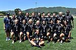 Football National Age Group Tournament at Petone Memorial Park, Lower Hutt, New Zealand on Sunday 17 December 2017. <br /> Photo by Masanori Udagawa. <br /> www.photowellington.photoshelter.com
