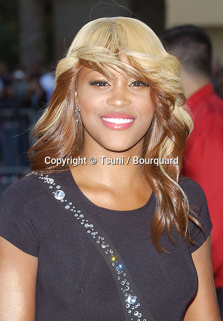 Eve arriving at the VH1 Divas at the MGM Grand Arena in Las Vegas. April 18, 2004