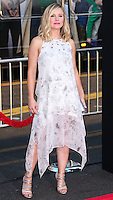 """HOLLYWOOD, LOS ANGELES, CA, USA - SEPTEMBER 15: Actress Kristen Bell arrives at the Los Angeles Premiere Of Warner Bros. Pictures' """"This Is Where I Leave You"""" held at the TCL Chinese Theatre on September 15, 2014 in Hollywood, Los Angeles, California, United States. (Photo by Xavier Collin/Celebrity Monitor)"""