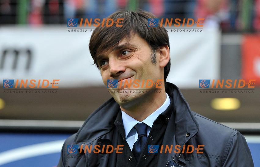 "Vincenzo MONTELLA (Catania).Milano 6/11/2011 Stadio ""Giuseppe Meazza"".Serie A 2011/2012.Football Calcio Milan Vs Catania.Foto Insidefoto Alessandro Sabattini."