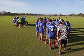 Counties Manukau Premier Club Rugby game between Ardmore Marist and Weymouth, played at Bruce Pulman Park on May 14th 2016. Ardmore Marist won the game 43 - 7 after leading 17 - 0 at halftime. Photo by Richard Spranger.
