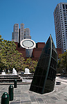 San Francisco Museum of Modern Art, SFMOMA, Mario Botha designed.   Photo copyright Lee Foster.  Photo # casanf103980