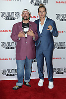 "LOS ANGELES - OCT 15:   Kevin Smith, Jason Mewes at the ""Jay & Silent Bob Reboot"" Los Angeles Premiere at the TCL Chinese Theater on October 15, 2019 in Los Angeles, CA"