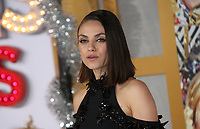 WESTWOOD, CA - OCTOBER 30: Mila Kunis, at Premiere Of STX Entertainment's 'A Bad Moms Christmas' At The Regency Village Theatre in Westwood, California on October 30, 2017. Credit: Faye Sadou/MediaPunch