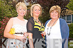 Enjoying a glass of champagne at the Enable Ireland lunch at the Earl of Desmond Hotel last Friday are Ina O'Leary, Lorraine Flanagan and Margaret Quinlan