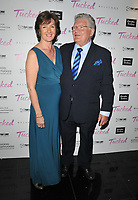 guest and Derren Nesbitt at the &quot;Tucked&quot; London film premiere, Cineworld Leicester Square, Leicester Square, London, England, UK, on Tuesday 14th May 2019.<br /> CAP/CAN<br /> &copy;CAN/Capital Pictures