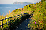 June 2014:  Wales, UK.  Along the Wales Coastal Path, an 870 mile trail covering the entire length of the Welsh coast.