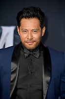 LOS ANGELES, CA. October 01, 2018: Sam Medina at the world premiere for &quot;Venom&quot; at the Regency Village Theatre.<br /> Picture: Paul Smith/Featureflash
