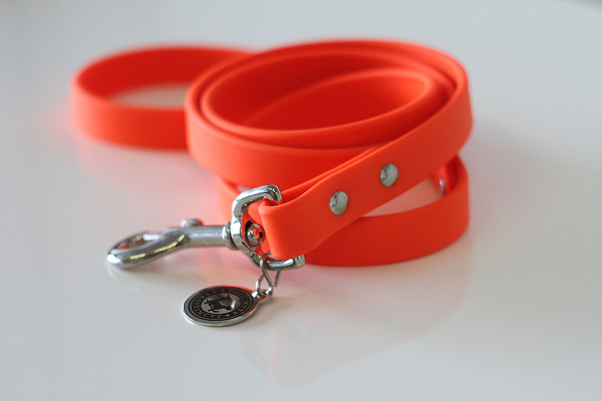 Legitimutt sunshower orange leash