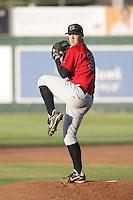 August 14, 2009: Terry Doyle of the Great Falls Voyagers. The Voyagers are Pioneer League affiliate for the Chicago White Sox. Photo by: Chris Proctor/Four Seam Images