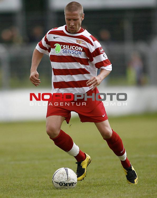 RLN 2007/2008 4. Spieltag Hinrunde<br /> BSV Kickers Emden - 1. FC Union Berlin<br /> Guido Spork (Union#11)<br /> <br /> Foto &copy; nph (  nordphoto  )<br /> <br /> <br /> <br />  *** Local Caption ***