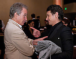 JAMES FRANCO AND WARREN BEATTY.at the Academy of Motion Picture Arts and Sciences' Oscar® Nominees Luncheon, Beverly Hilton_07/02/2011.Academy Awards for outstanding film achievements of 2010 will be presented on Sunday, February 27, 2011 at the Kodak Theatre, Hollywood..MANDATORY PHOTO CREDIT: ©Petit/NEWSPIX INTERNATIONAL . .(Failure to by-line the photograph will result in an additional 100% reproduction fee surcharge. You must agree not to alter the images or change their original content)..            *** ALL FEES PAYABLE TO: NEWSPIX INTERNATIONAL ***..IMMEDIATE CONFIRMATION OF USAGE REQUIRED:Tel:+441279 324672..Newspix International, 31 Chinnery Hill, Bishop's Stortford, ENGLAND CM23 3PS.Tel: +441279 324672.Fax: +441279 656877.Mobile: +447775681153.e-mail: info@newspixinternational.co.uk