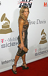 BEVERLY HILLS, CA. - February 07: Musician/Singer Sheryl Crow arrives at the 2009 GRAMMY Salute To Industry Icons honoring Clive Davis at the Beverly Hilton Hotel on February 7, 2009 in Beverly Hills, California.