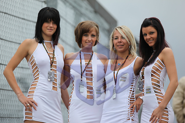 Grid Girls 2009 | 7050 for WSB & MotoGP Online Photo Sales