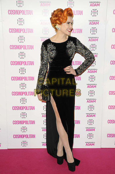 LONDON, ENGLAND - DECEMBER 05: Paloma Faith attends the Cosmopolitan Ultimate Women Of The Year Awards 2013, V&amp;A Museum, December 05,  2013 in London, England, UK.<br /> CAP/CAN<br /> &copy;Can Nguyen/Capital Pictures